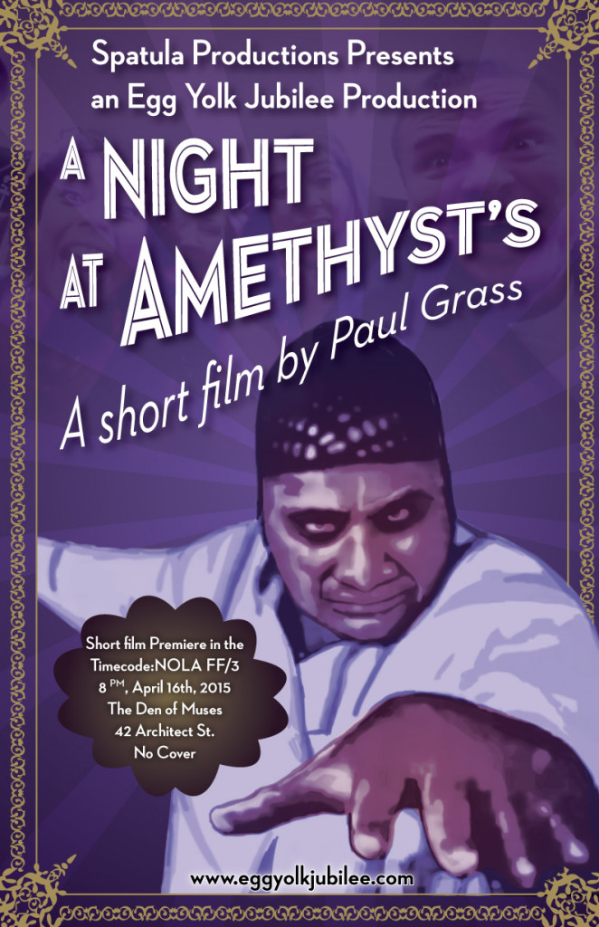 A Night At Amethyst's¡Film Premiere! April 16th